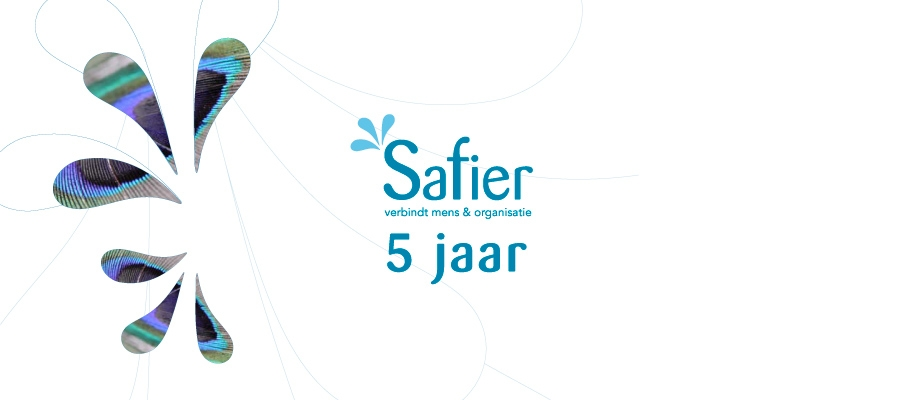 1 september 2015: SaFier bestaat 5 jaar!